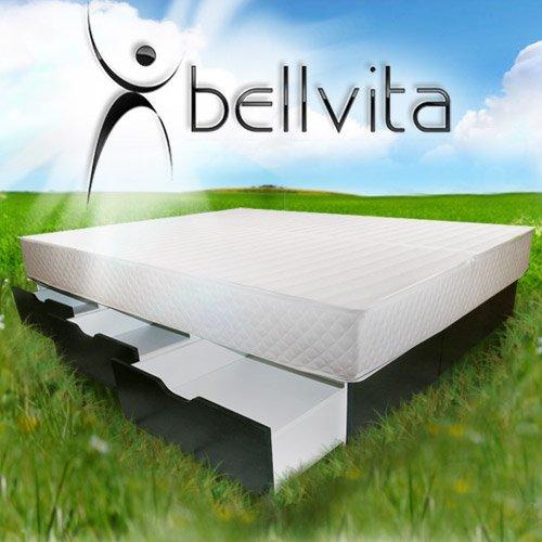 SONDERAKTION bellvita Wasserbett mit SCHUBLADENSOCKEL inkl. Lieferung & Aufbau durch Fachpersonal, 200 cm x 220 cm