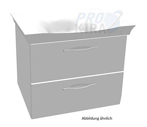 Pelipal Vialo Badmöbel Set / Waschtisch + Unterschrank / Comfort N / Breite 66 cm