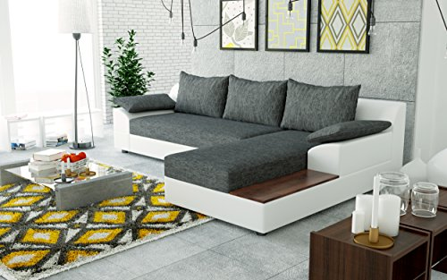 sofa couchgarnitur couch sofagarnitur nemo als l form. Black Bedroom Furniture Sets. Home Design Ideas