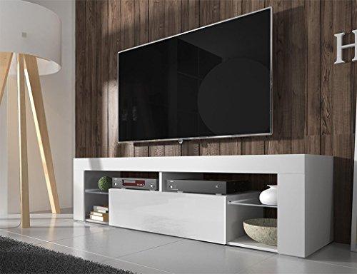TV Schrank Lowboard Sideboard Tisch Möbel Board HURON