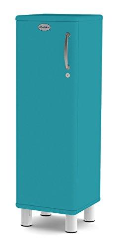 Tenzo 5121-016 Malibu Designer Schrank niedrig, abschließbar, 111 x 35 x 34 cm, MDF lackiert, ocean