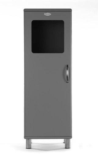 vitrine schrank malibu 5111 in grau von tenzo m bel24. Black Bedroom Furniture Sets. Home Design Ideas
