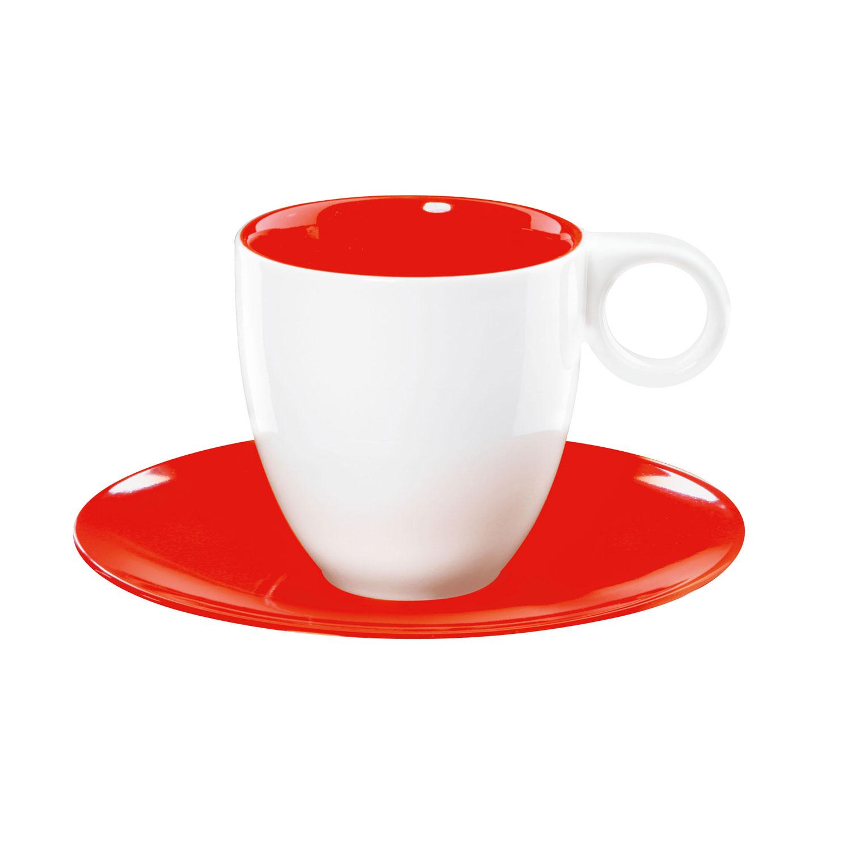 asa selection colour it espressotasse rot m bel24. Black Bedroom Furniture Sets. Home Design Ideas