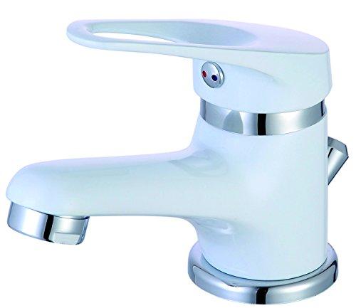 EISL Waschtisch-Einhebelmischer Speed, 1 Stück, weiß, NI075SCR-W