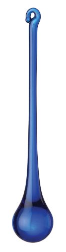 Firstlight Perla 8261BL Glastropfen 9 Stück blau
