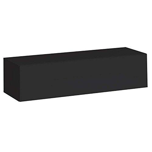 JUSThome SWOTCH II Lowboard TV-Board Fernsehtisch (HxBxT): 30x120x40 cm mit Farbauswahl