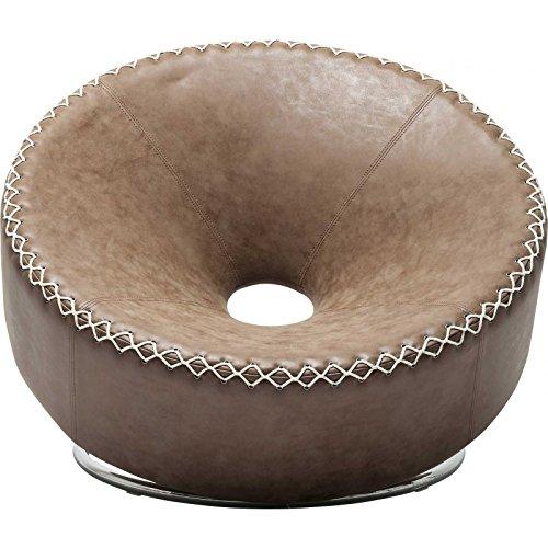 Kare 80238 Sessel Donut Braun