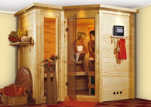 Karibu Sauna Sahib 2 (Eckeinstieg)