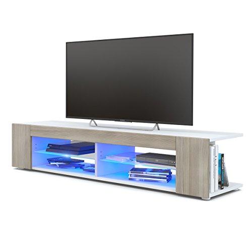 Movie TV Board Weiß