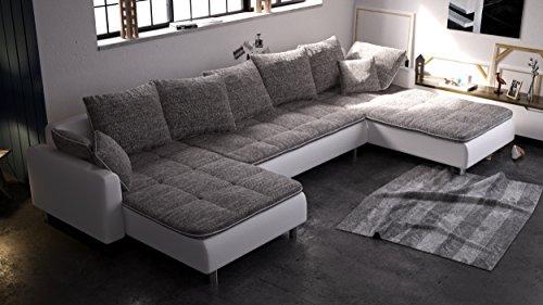 Sofa Couchgarnitur Couch Sofagarnitur CRUSH Polstergarnitur Polsterecke Wohnlandschaft