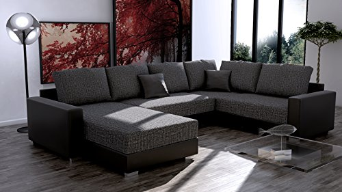 sofa couchgarnitur couch sofagarnitur sty 3 1 u polstergarnitur polsterecke wohnlandschaft mit. Black Bedroom Furniture Sets. Home Design Ideas