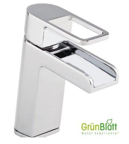 Wasserfall Bad Armatur Waschtischarmatur Einhebelmischer Wasserhahn Badarmaturen armaturen Waschtischarmaturen