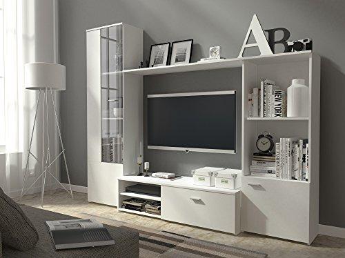 Wohnwand HUGO, Anbauwand, Wohnzimmer Möbel