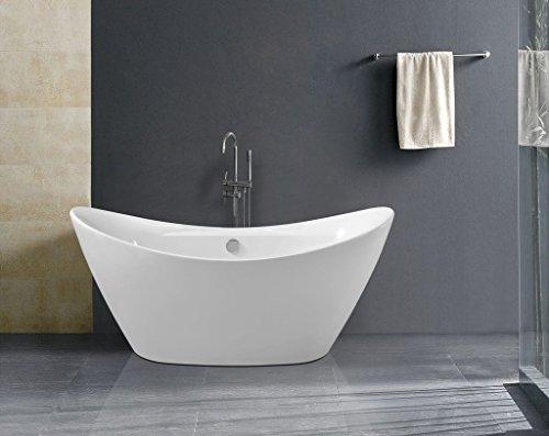 freistehende Badewanne BW-IX060