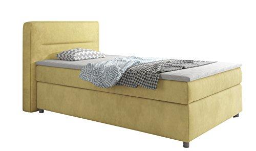 trendteam 1711 613 c4 boxspringbett polsterbett bellagio 1 x 5 gang bonell federkern mit 7 zonen. Black Bedroom Furniture Sets. Home Design Ideas