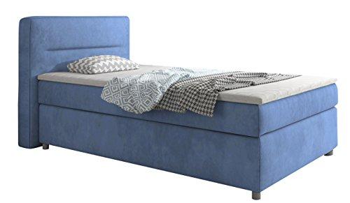 trendteam boxspringbett polsterbett bellagio federkern. Black Bedroom Furniture Sets. Home Design Ideas