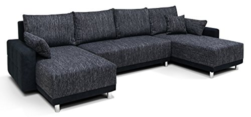 b famous 150328 perugia wohnlandschaft in u form ecksofa. Black Bedroom Furniture Sets. Home Design Ideas