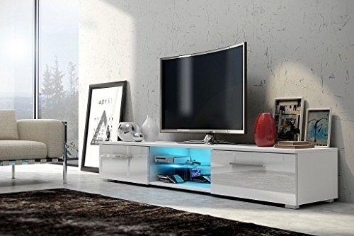 Edith – TV-Lowboard / TV-Bank / Fernsehschrank (140 cm)