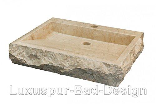 DUKON - Waschbecken aus Naturstein