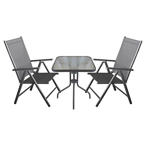 balkonm bel campingm bel gartenm bel terrassenm bel set 3. Black Bedroom Furniture Sets. Home Design Ideas