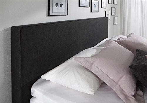 Breckle Boxspringbett 160 x 200 cm Classico Box Mero Easy Big Bonnell Topper Gel Standard