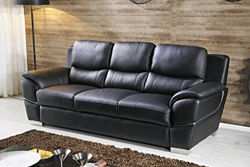 designer couches ledersofa leder sofa 3 sitzer garnitur. Black Bedroom Furniture Sets. Home Design Ideas