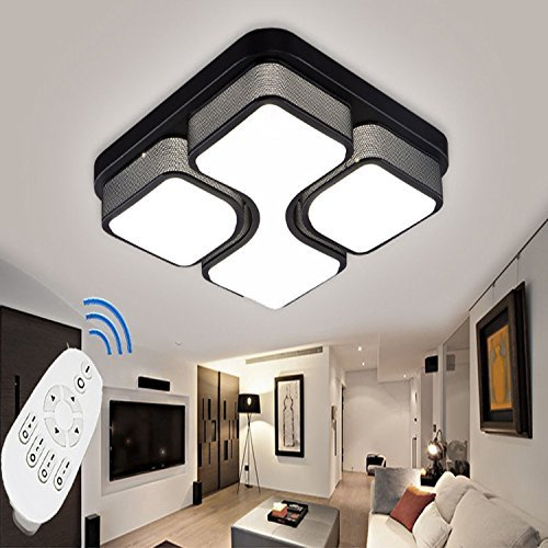 etime design led deckenlampe led deckenleuchte wohnzimmer lampe schlafzimmer k che leuchte m bel24. Black Bedroom Furniture Sets. Home Design Ideas