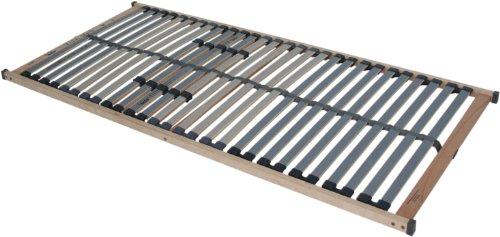 Interbett 554280 Rahmen Lattenrost Vita Med 28 mit 5 Zonen 28 Leisten nicht verstellbar 90 x 190