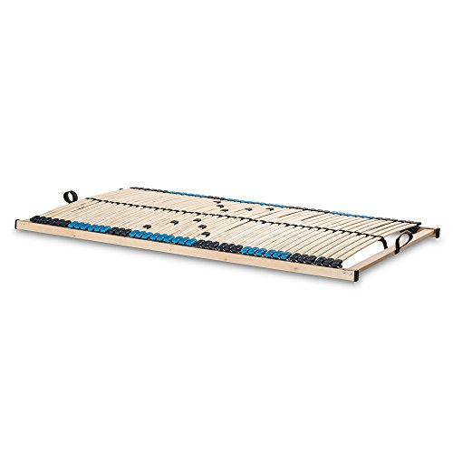 Superflex nv-mzv, Lattenrost mit 42Federholzleisten, Selbstmontage