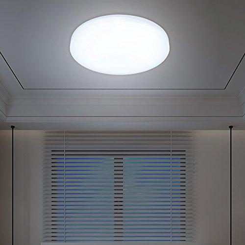 VINGO® LED Deckenleuchte Deckenlampe Deckenbeleuchtung Badleuchte Beleuchtung