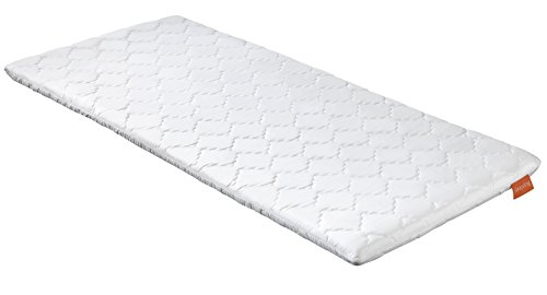 sleepling 19000000169-P Topper Basic Kaltschaum, weiß