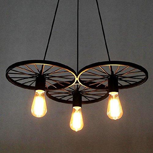 baycheer retro industry design pendelleuchte im loft style. Black Bedroom Furniture Sets. Home Design Ideas
