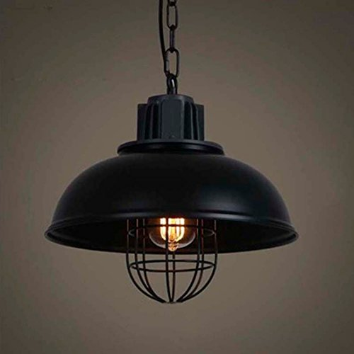 baycheer retro vintage pendelleuchte h ngelampe industrie kronleuchter deckenlampe metall e27. Black Bedroom Furniture Sets. Home Design Ideas