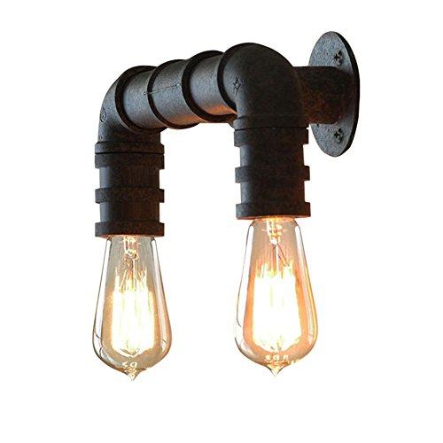 BAYCHEER Wandleuchten Wandlicht Deckleuchte Industrielampe Retro Deckenlampe Kronleuchte Pendellampe für Zimmerdecke