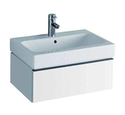 Keramag Waschbecken iCon 60x48,5cm weiß(alpin) LA 124060000