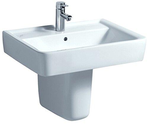 Keramag Waschtisch Renova Nr.1 Plan 65x48cm, weiß, 222265000