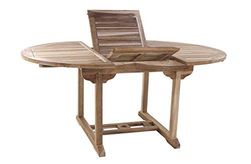 SAM Teak-Holz, Gartenmöbel, ideal für Balkon oder Garten