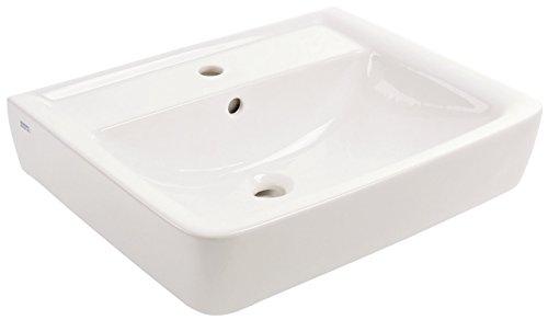 Waschtisch Renova Plan | Keramag | 222260 | 60 cm | Weiß | Waschbecken